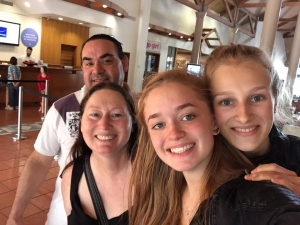 Australien High School Kristina 16-17 værtsfamilie
