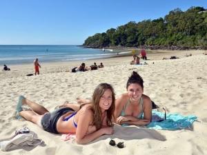 High School Australien Sunshine Beach State High School strand