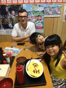 High School Japan Kevin 17-18 værtsfamilie
