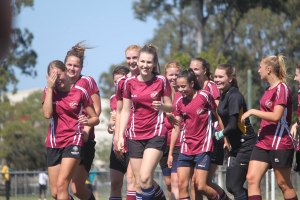 Australien High School Cleveland sport